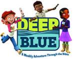 Deep Blue Sunday School